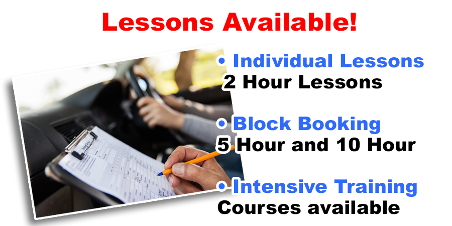 Driving lessons with Gary Shaw Driver Training